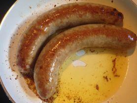Schweine-Schinken-Bratwurst   Hochgeladen von: Jule0