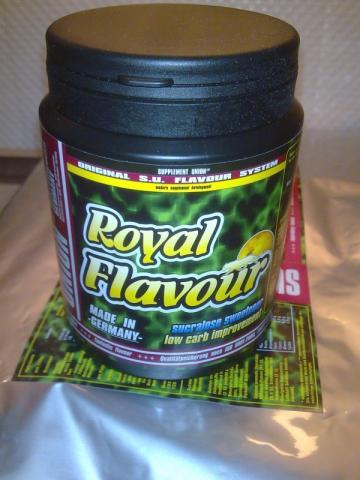 S.U. Royal Flavour System, Banana-Chocolate-Split | Hochgeladen von: danimayer439