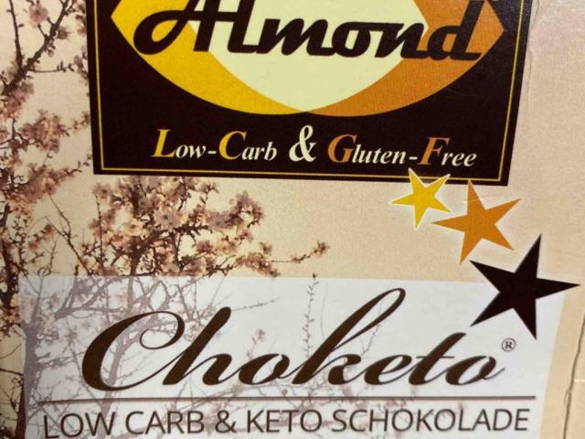 Dr. Almond Choketo, Vollmilch-Haselnus von malina117255 | Hochgeladen von: malina117255