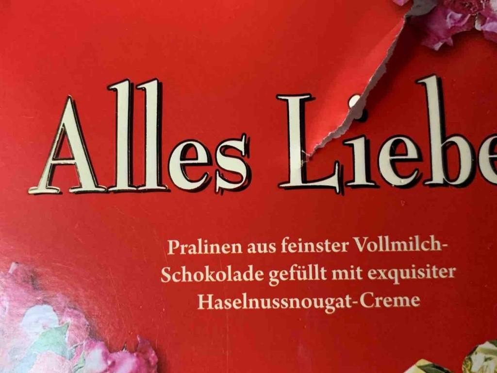 Praline , nussnougat-Creme von Jessimaus | Hochgeladen von: Jessimaus