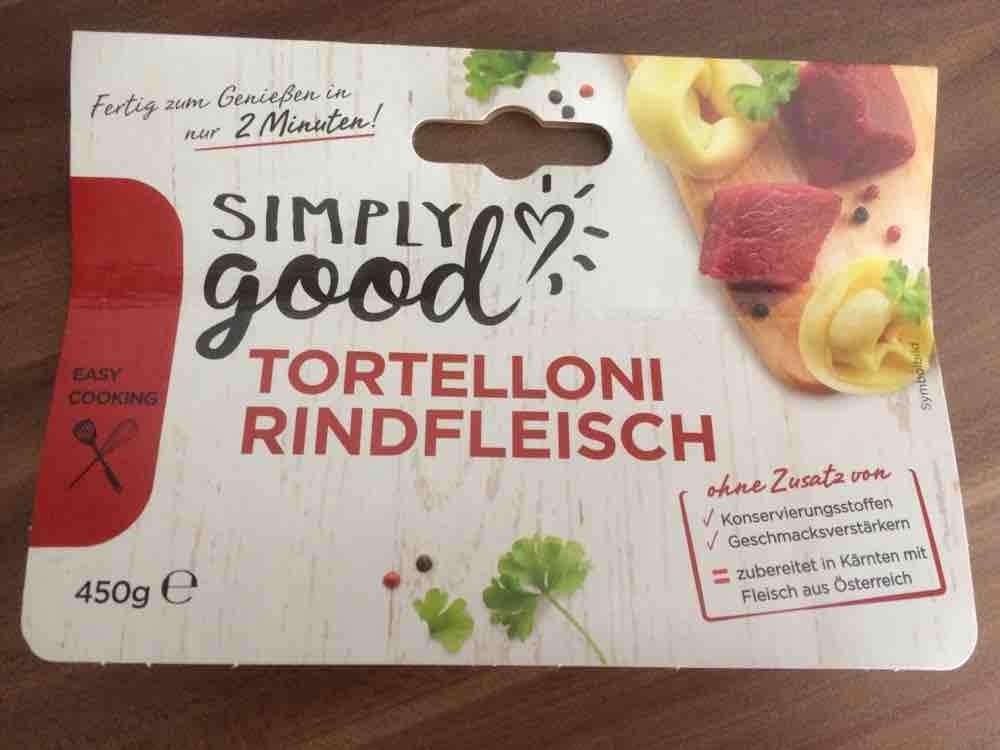 Simply good Tortelloni, Rindfleisch von mikemike   Hochgeladen von: mikemike
