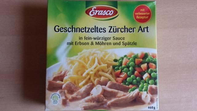Geschnetzeltes Züricher Art   Hochgeladen von: mattes79