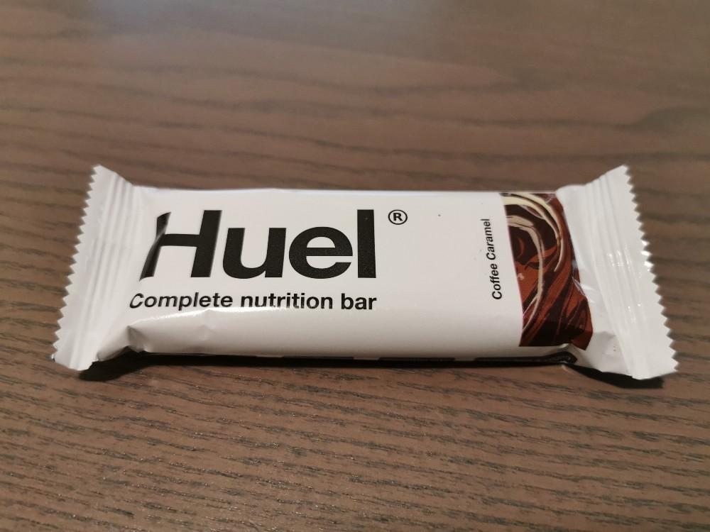Huel Riegel 3.1 complete nutrition bar, coffee caramel (Kaffee-Karamell) von krapfen   Hochgeladen von: krapfen
