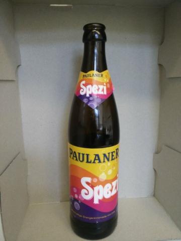 Paulaner Spezi, Flasche 0,5l  | Hochgeladen von: n00b42