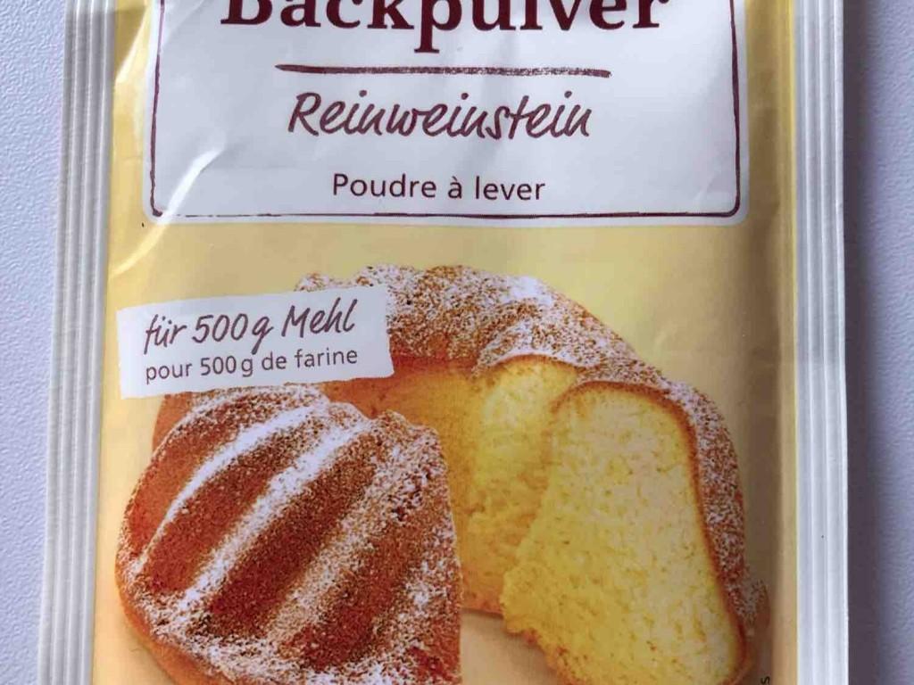 Reinweinstein-Backpulver von marylou246 | Hochgeladen von: marylou246