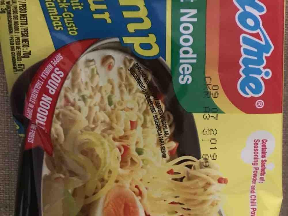Instant Noodles Shrimp, Fisch,  Soya, Sulfit von AmelieKltz   Hochgeladen von: AmelieKltz