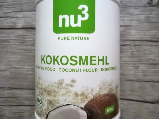 nu3 pure nature bio-kokosmehl, kokos | Hochgeladen von: bodylift