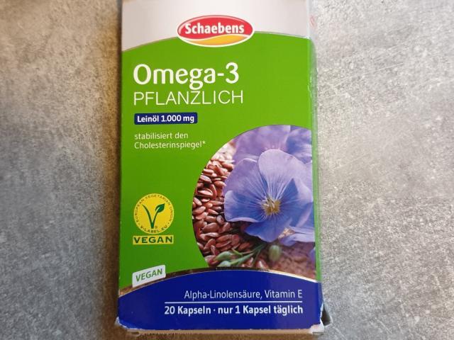 Pflanzliches Omega-3, vegan von Fitnete   Hochgeladen von: Fitnete