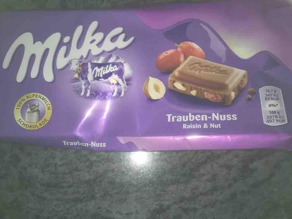 Schokolade Traube Nuss von Heeche | Hochgeladen von: Heeche