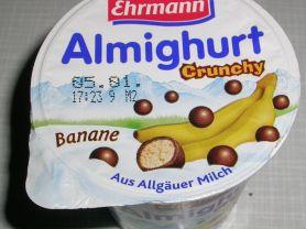 Almighurt Crunchy, Banane   Hochgeladen von: Goofy83