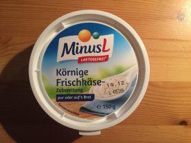 Körniger Frischkäse Minus L Laktosefrei   Hochgeladen von: sternentheater