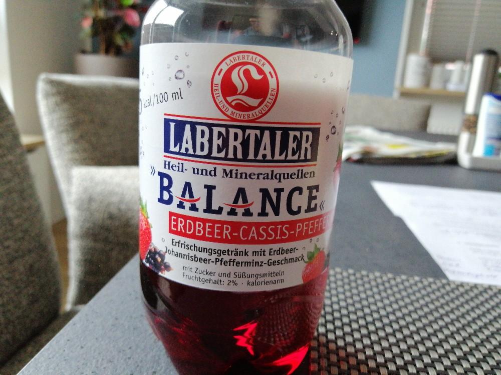 Balance, Erdbeer-Cassis-Kirsch von alexisvonburen | Hochgeladen von: alexisvonburen