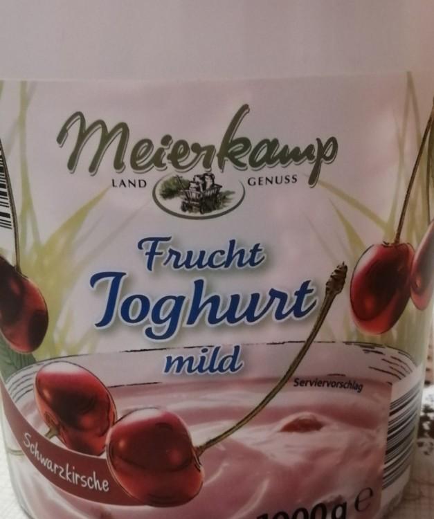 Fruchtjoghurt mild, Schwarzkirsche von Elektrifix1803 | Hochgeladen von: Elektrifix1803