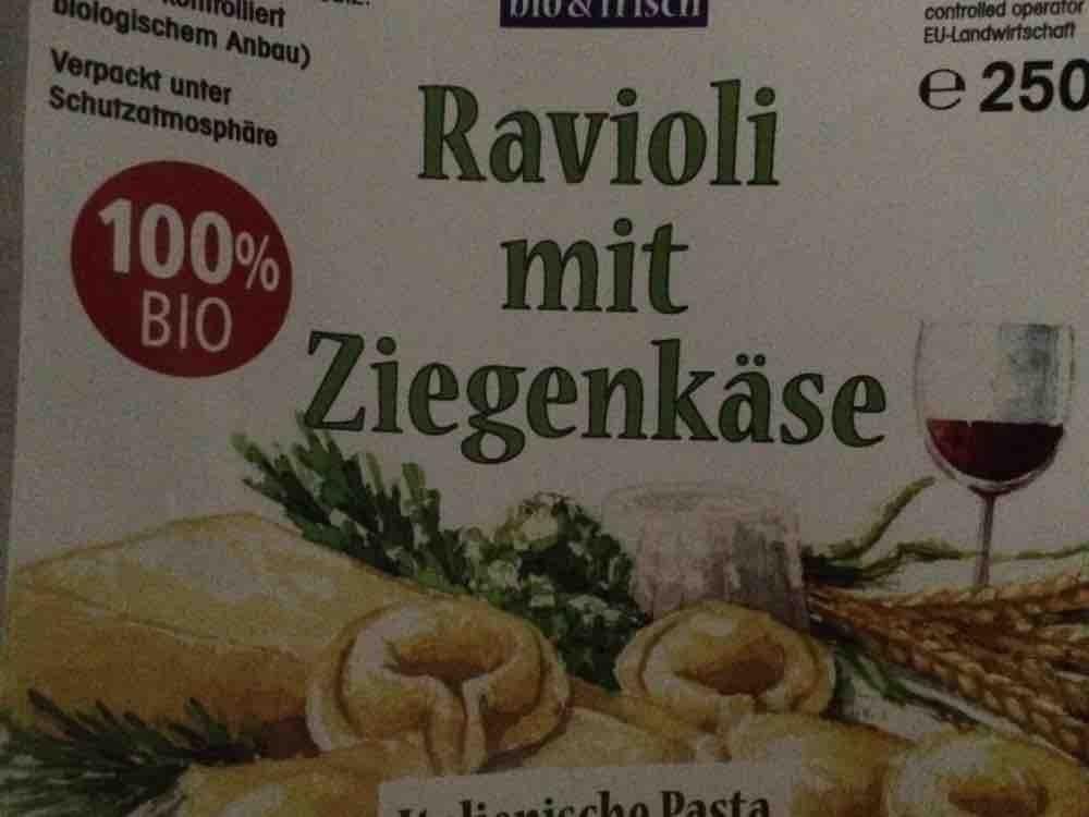 Ravioli mit Ziegenkäse, Italienische Pasta mit Ziegenkäse, Honig und Wal von kruemelflo   Hochgeladen von: kruemelflo