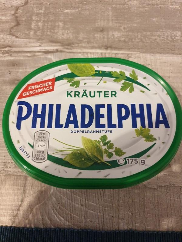 Philadelphia Kräuter, Doppelrahmstufe von Remmy | Hochgeladen von: Remmy