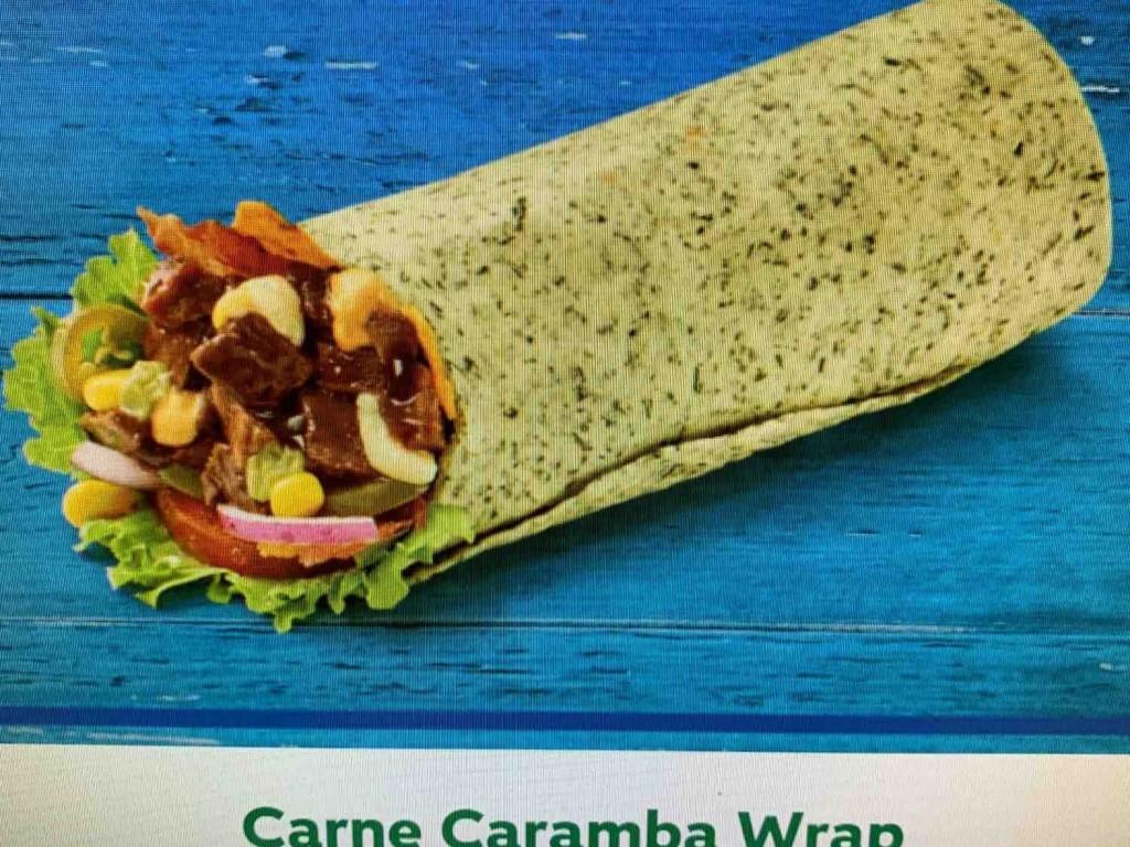 Carne Caramba Wrap von JokerBrand54 | Hochgeladen von: JokerBrand54