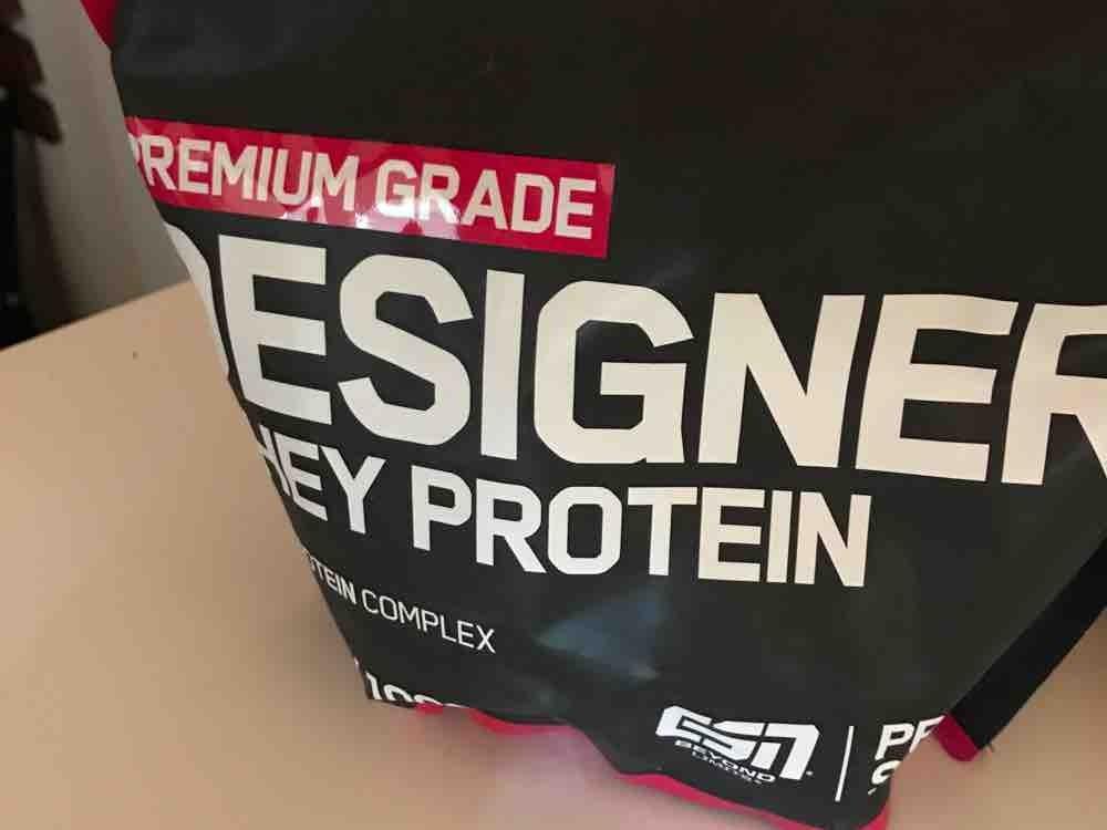 Designer Whey Protein, Cherry Yogurt von MonaMuh1 | Hochgeladen von: MonaMuh1