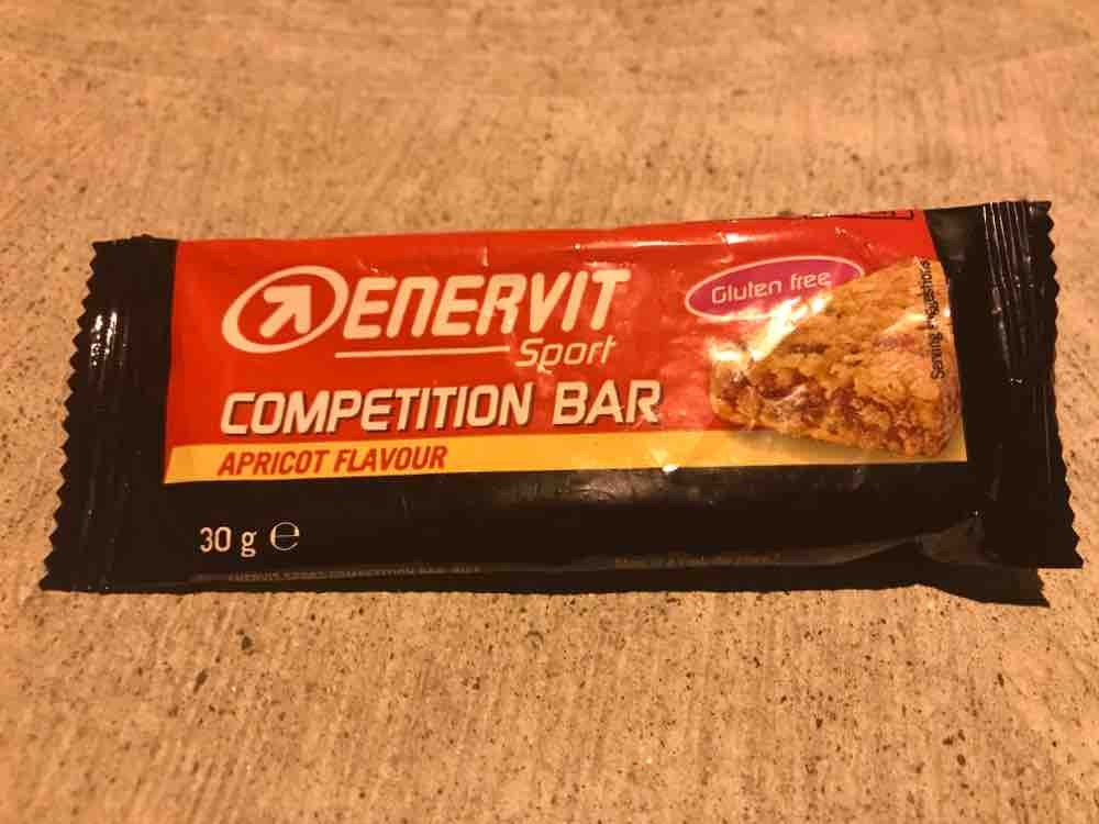 Competirion Bar, Apricot Flavour von Gascoigne | Hochgeladen von: Gascoigne