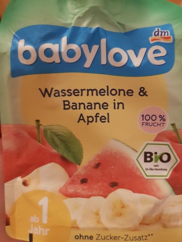 wassermelone, Banane in Apfel von slipaj378   Hochgeladen von: slipaj378