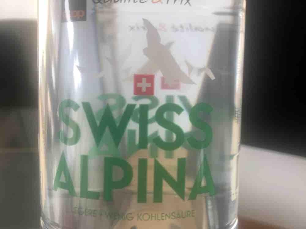 Swiss Alpina Mineralwasser, Wenig Kohlensäure von Miguelon   Hochgeladen von: Miguelon