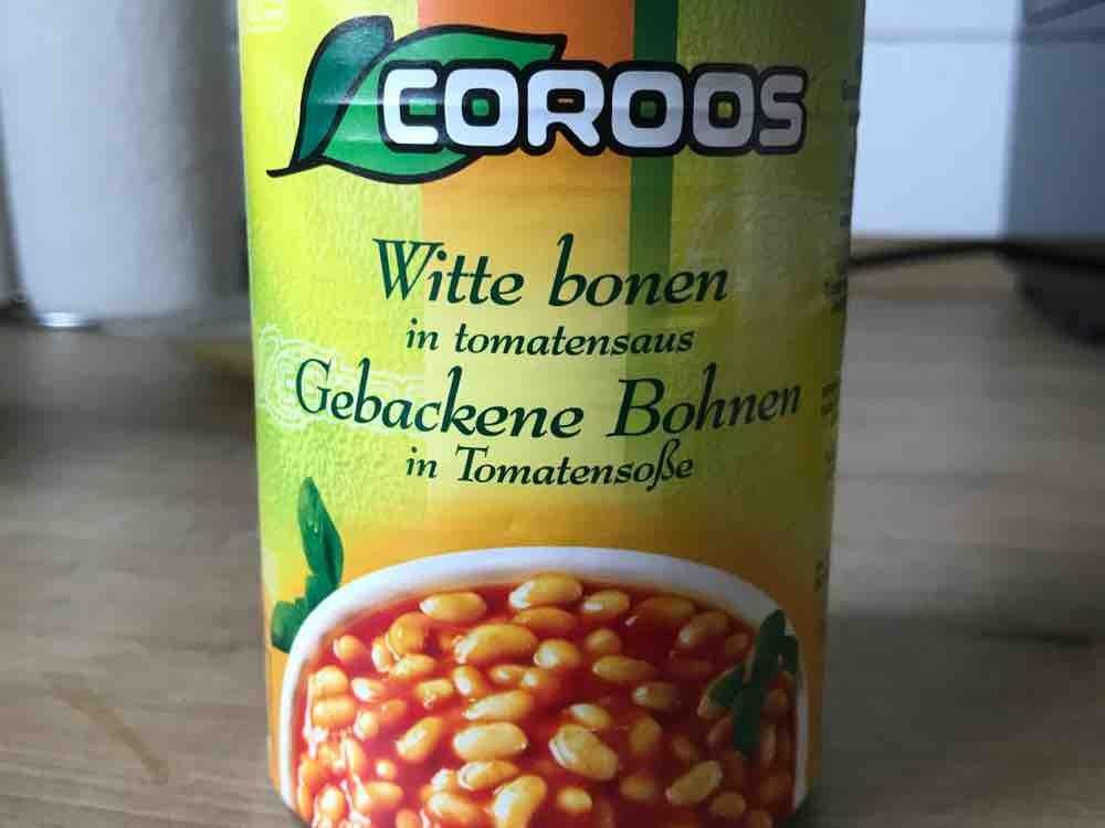 Gebackene Bohnen in Tomatensoße von Schwarzenberg    Hochgeladen von: Schwarzenberg