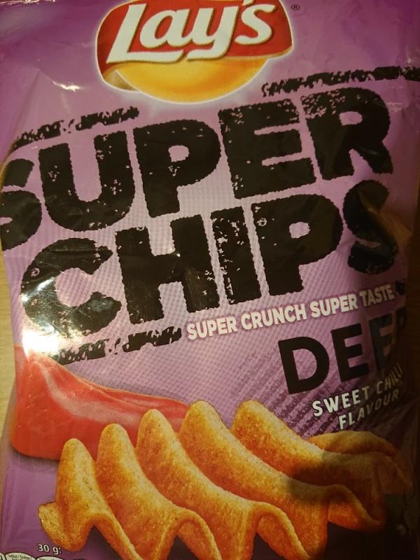 Super Chips, Sweet Chili Flavour von daywin94   Hochgeladen von: daywin94