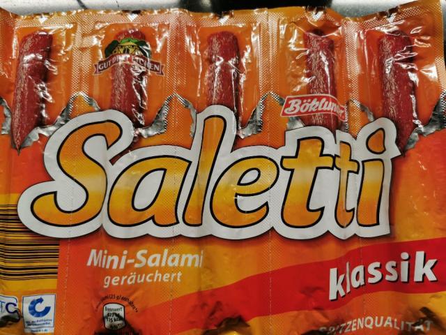 Saletti, Salami von Danny401273 | Hochgeladen von: Danny401273