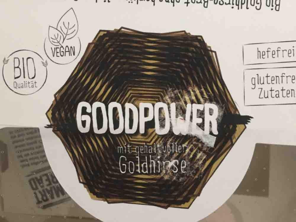 Goodpower, Goldhirse von Orelica | Hochgeladen von: Orelica