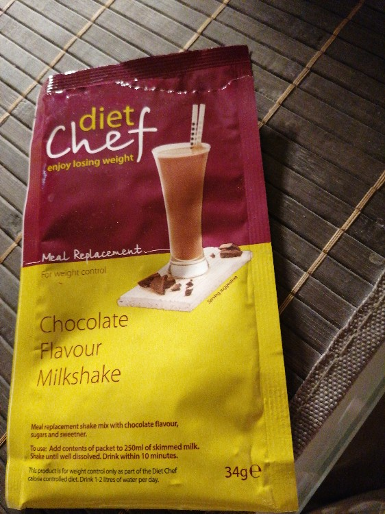 Chocolate Flavour Milkshake, Schokolade von Lemmi | Hochgeladen von: Lemmi