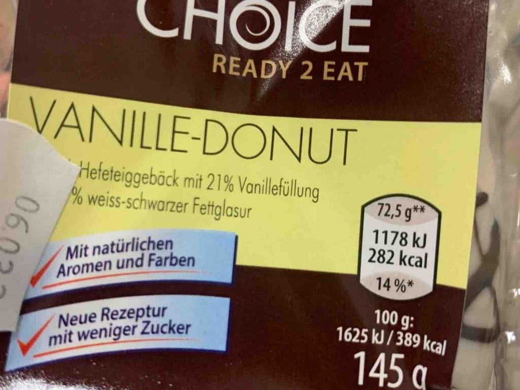 Vanille-Donut von DVargasJR27 | Hochgeladen von: DVargasJR27