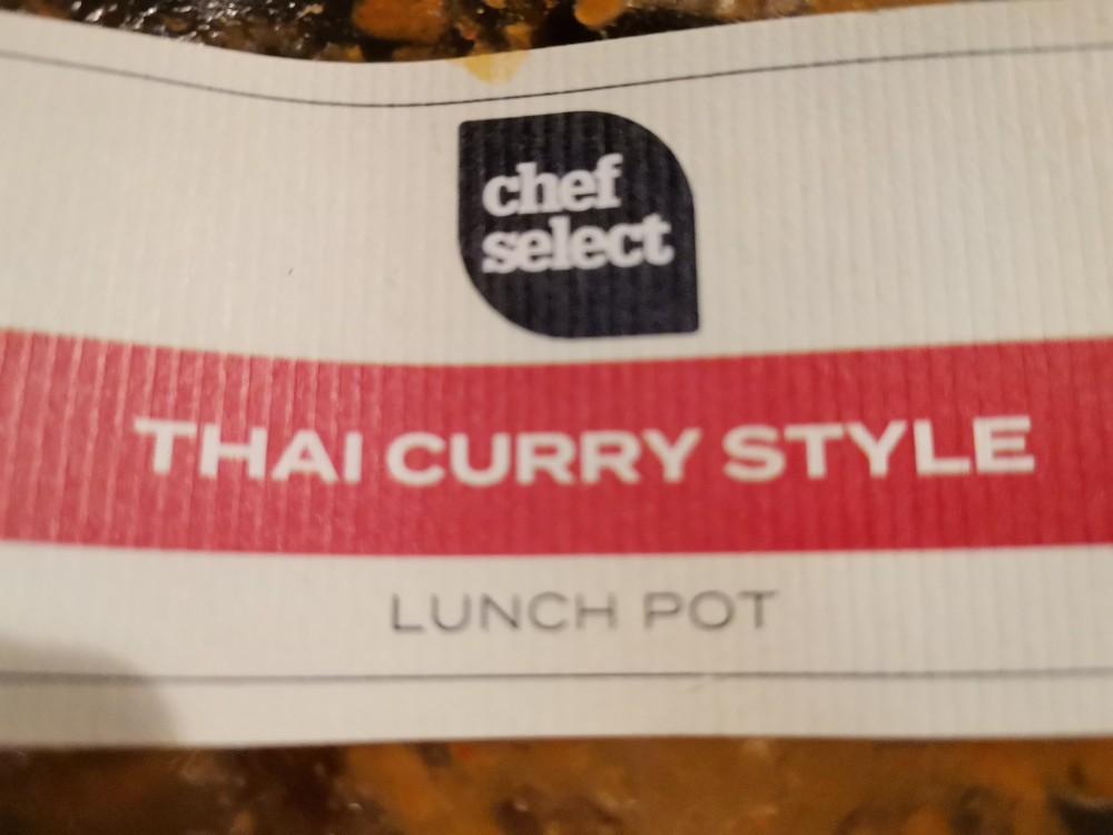 Chef Select Thai Curry Style, Lunch Pot von Linna1 | Hochgeladen von: Linna1
