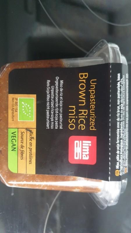 Brown Rice Miso von Lloba395 | Hochgeladen von: Lloba395