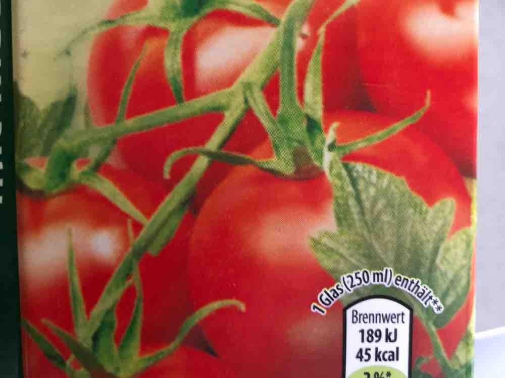 Tomaten-Saft aus Tomatensaftkonzentrat - GutBio, mit Meersalz von mihzi | Hochgeladen von: mihzi
