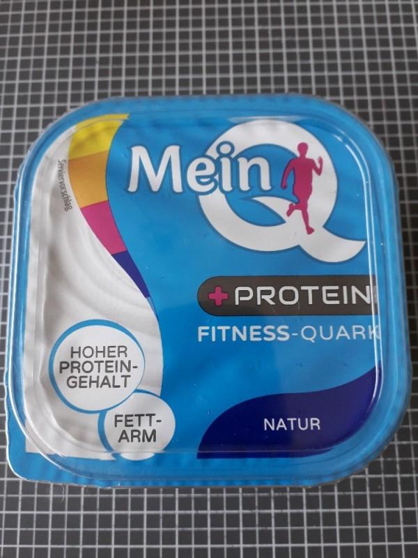 MeinQ Fitness-Quark, Natur von Froschine   Hochgeladen von: Froschine