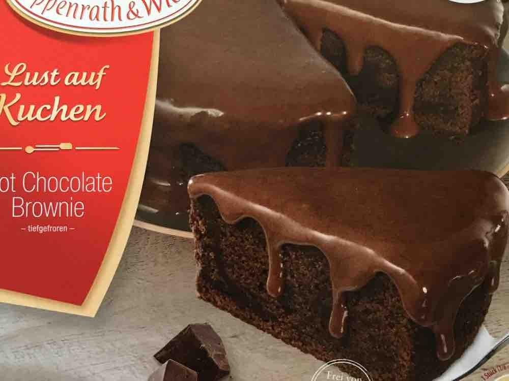 Coppenrath Wiese Hot Chocolate Brownie Kalorien Kuchen Torten