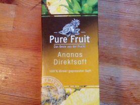 Direktsaft Pure Fruit, Ananas   Hochgeladen von: lgnt