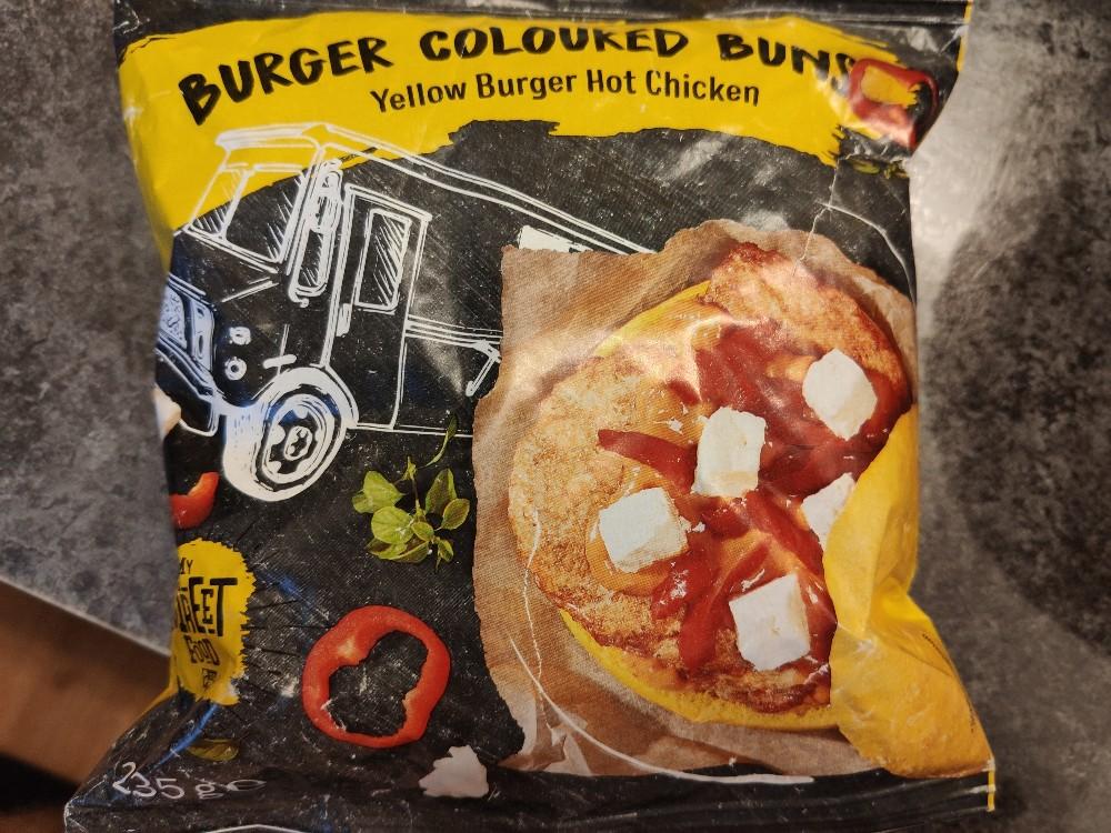 Yellow Burger Hot Chicken von Pohly91 | Hochgeladen von: Pohly91
