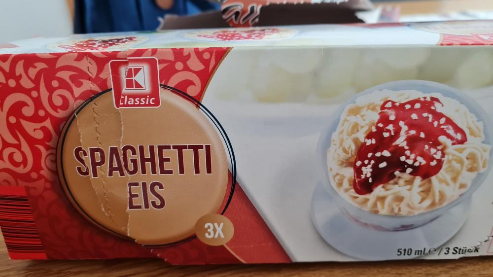 Spaghetti Eis von Emmyzecke | Hochgeladen von: Emmyzecke