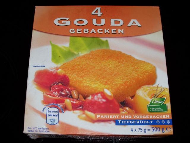 Gouda gebacken | Hochgeladen von: Bellis