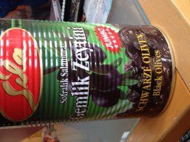 schwarze Oliven    Hochgeladen von: gretl805