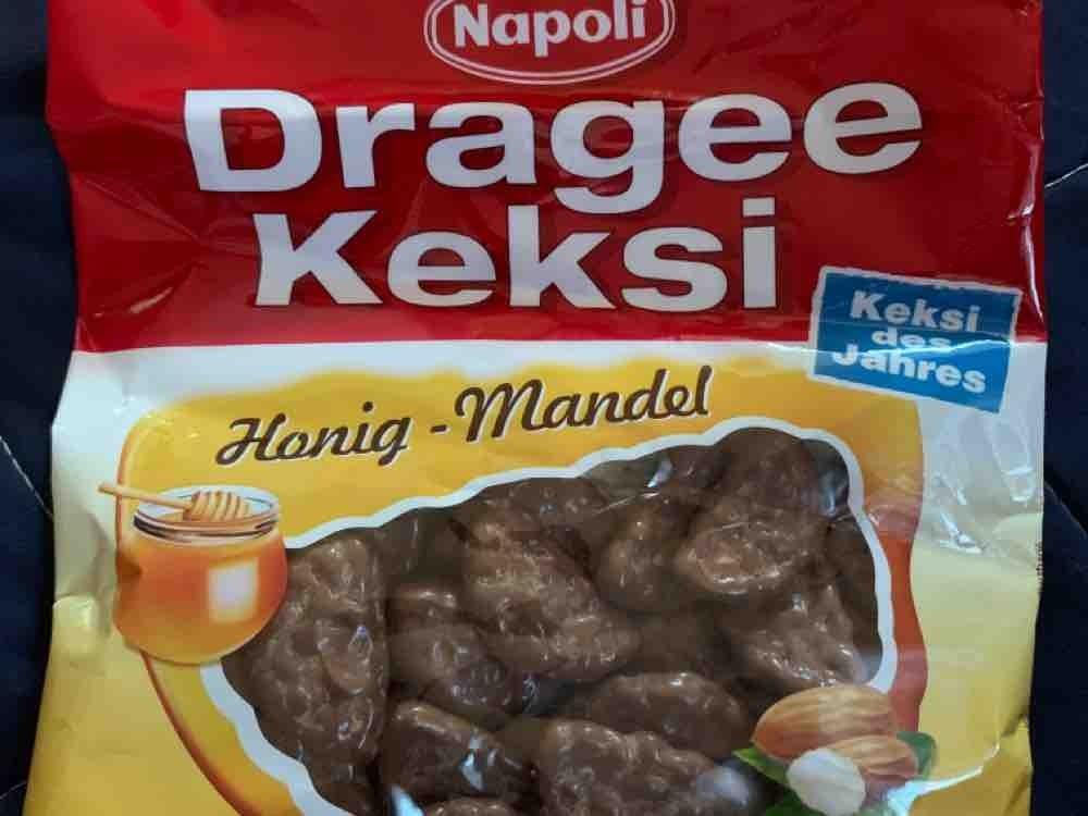 Dragee Keksi, Honig-Mandel von sabine.bln68   Hochgeladen von: sabine.bln68