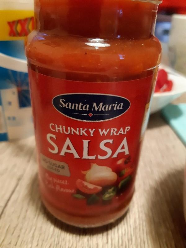 Salsa Chunky Wrap von Bella0707   Hochgeladen von: Bella0707