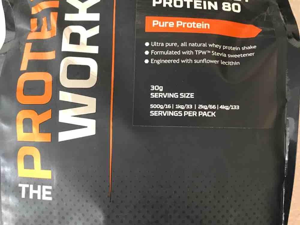 Naked Whey Protein 80, Dark Chocolate  von AGranegger | Hochgeladen von: AGranegger