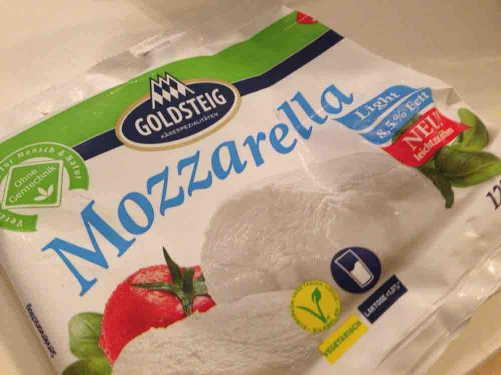 Mozzarella light, 8,5 % Fett von apfeltasche409 | Hochgeladen von: apfeltasche409