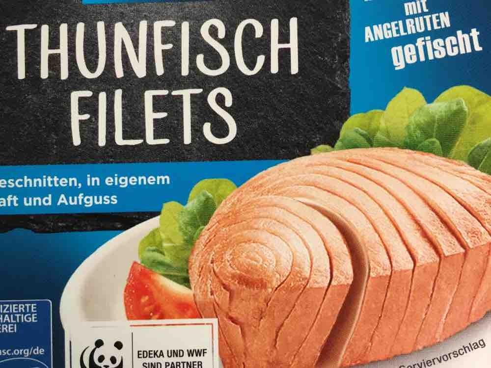 Thunfisch Filets, in eigenem Saft und Aufguss von Maximilianboese | Hochgeladen von: Maximilianboese