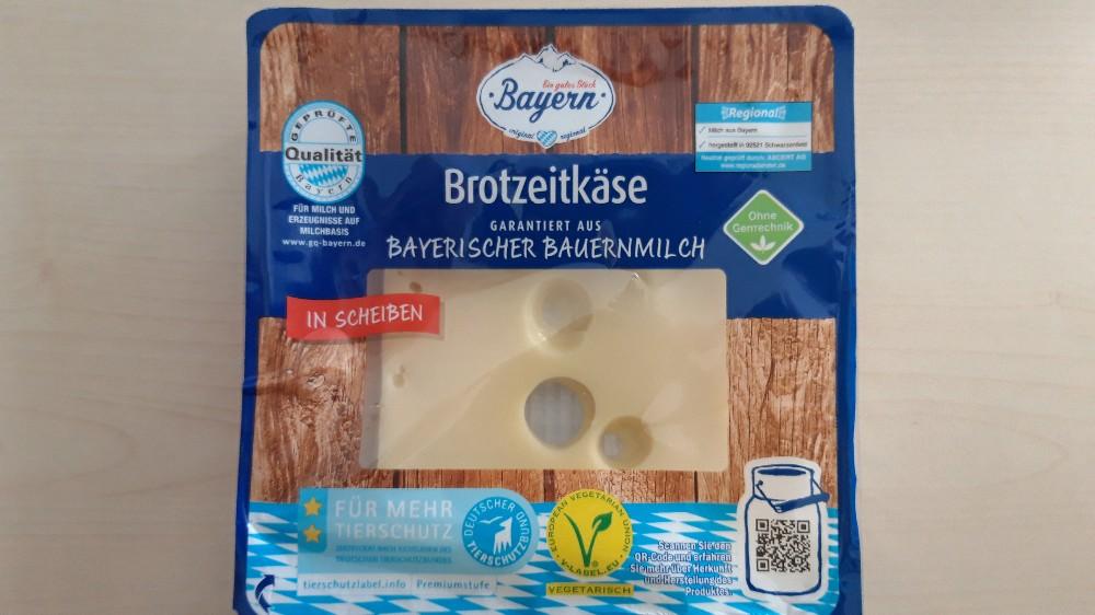 Brotzeitkäse aus bayerischer Bauernmilch von Trusch76 | Hochgeladen von: Trusch76
