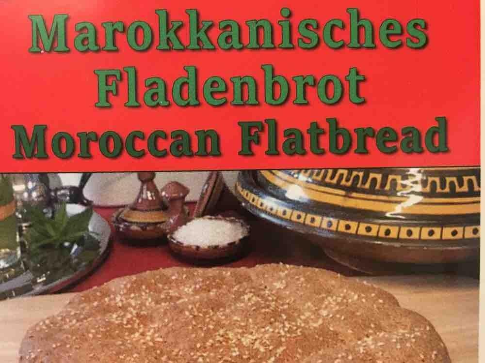 Marokkanisches Fladenbrot, Backmischung von foci373   Hochgeladen von: foci373