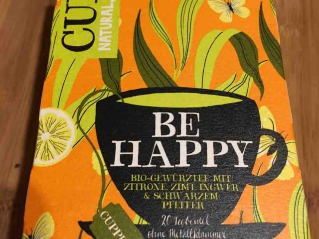 Be Happy Gewürztee von dizoe | Hochgeladen von: dizoe