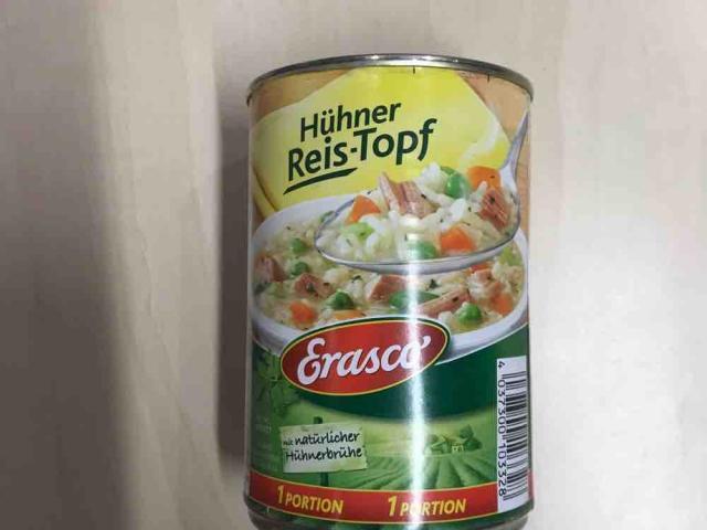 Hühner Reis-Topf von LutzR | Hochgeladen von: LutzR