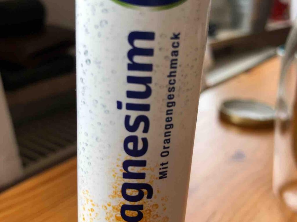 Magnesium Brausetabletten von CKantelberg | Hochgeladen von: CKantelberg